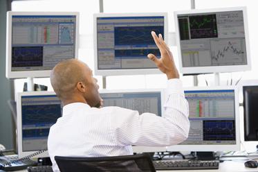 Świat zapatrzony w Wall Street